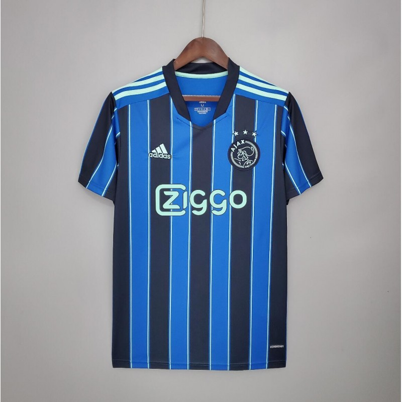 Camiseta AJAX 2ª Equipación 2021-2022