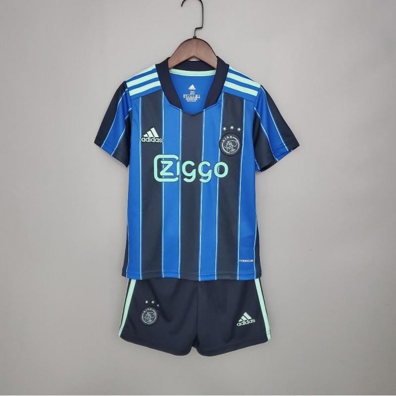 Camiseta AJAX 2ª Equipación 2021-2022 Niño