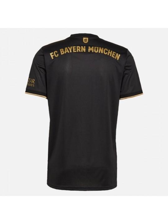 Camiseta FC Bayern Munich Segunda Equipación 2021-2022