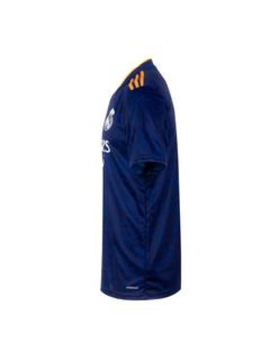 Camiseta Real Madrid Segunda Equipación 2021-2022 Niño