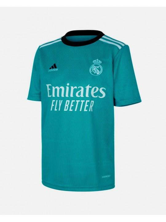 Camiseta Real Madrid Tercera Equipación 21/22