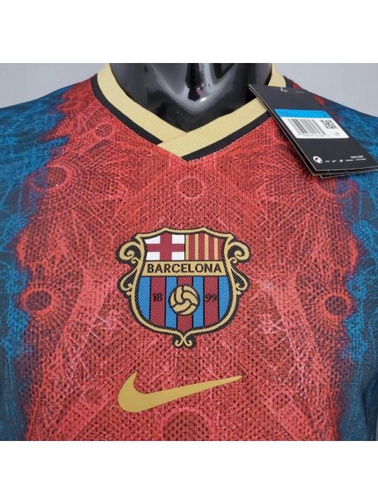 Camisetas Barcelona 2021/2022 Player Version Concept