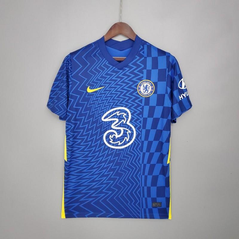 Camiseta Chelsea Fc Primera Equipación 2021-2022