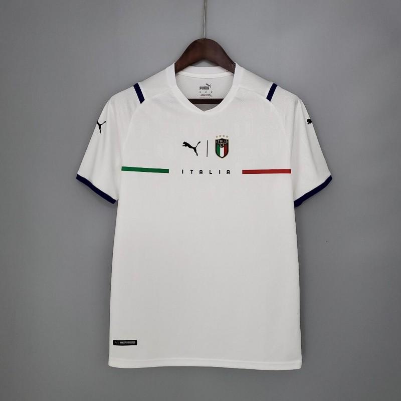 Camiseta Italia  2.ª Equipación 2021 / 2022