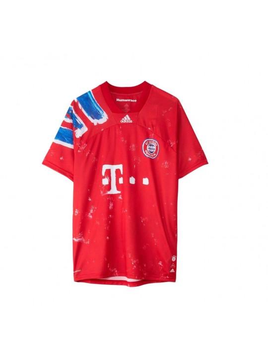 Camiseta Bayern Munich Fc Human Race 2020-2021 Niño