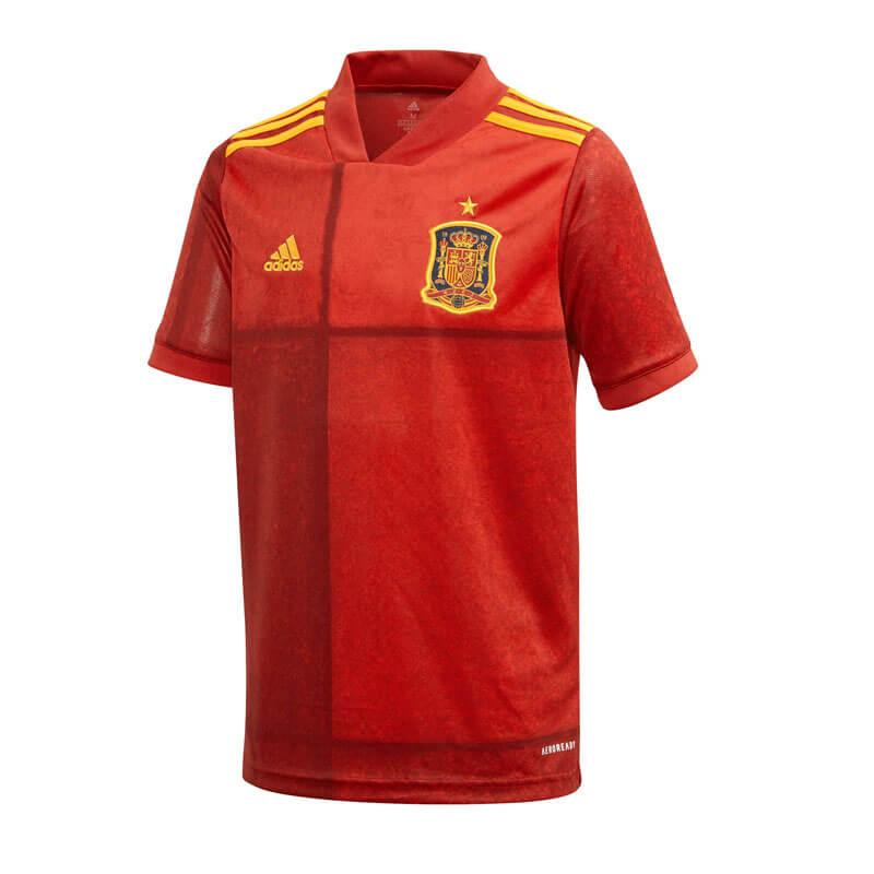 Camiseta España Equipación 2020 Eurocopa Niño