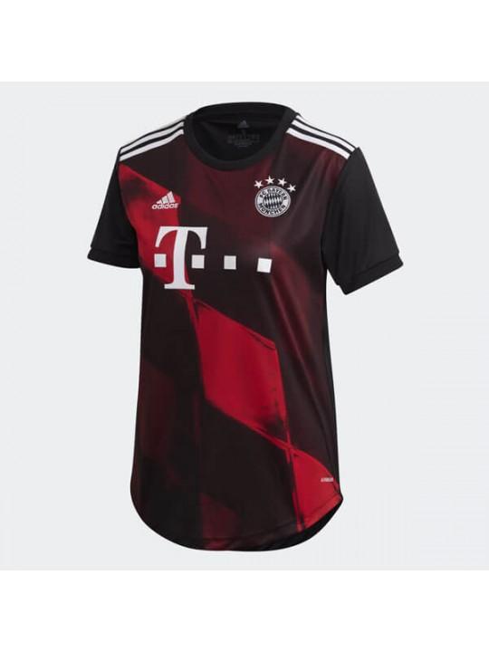 Camiseta Bayern Múnich 3ª Equipación 2020/2021 Mujer