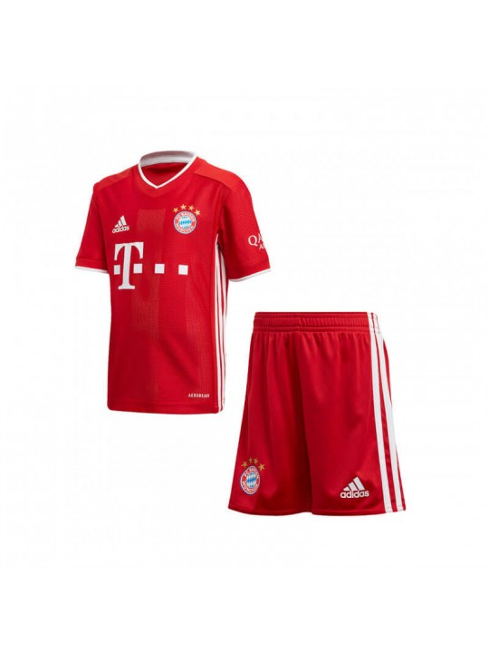 Camiseta Bayern Munich 1ª Equipación 2020/2021 Niño