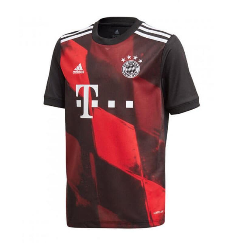 Camiseta Bayern Munich 3ª Equipación 2020/2021 Niño