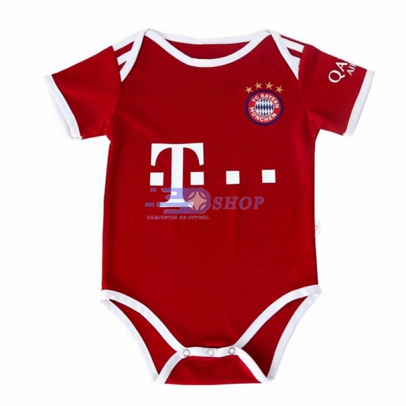 Camiseta Bayern Múnich 1ª Equipación 20202021 Baby