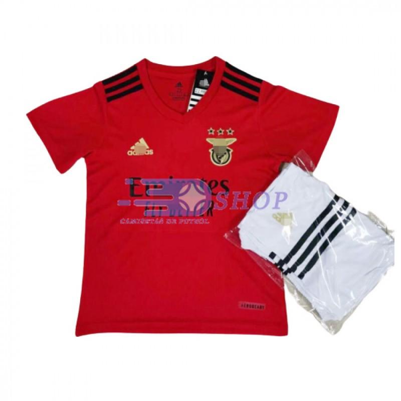 Camiseta Benfica 1ª Equipación 2020/2021 Niño Kit