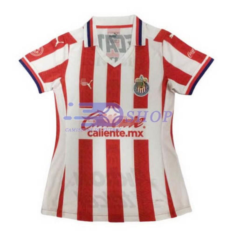 Camiseta Chivas 1ª Equipación 2020/2021 Mujer