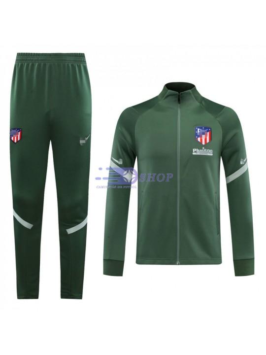 Chaqueta Atlético de Madrid 2020/2021 Verde